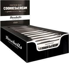 BAREBELLS COOKIE & CREAM 55G X 12 RP DS